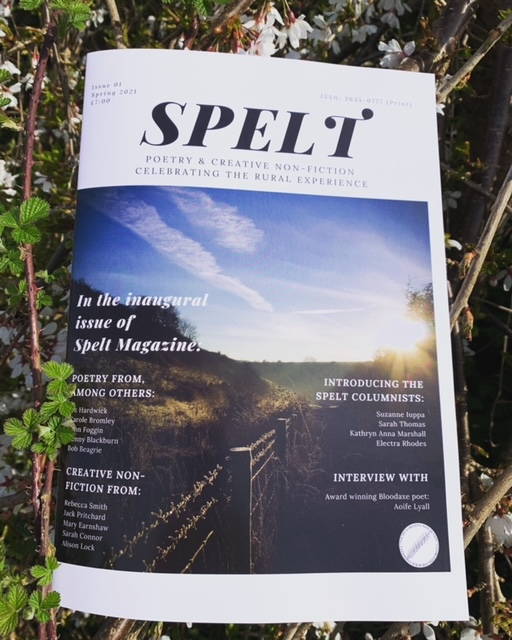 spelt-issue-one